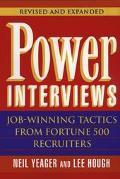 Power Interviews Job-Winning Tactics from Fortune 500 Recruiters