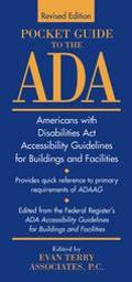 Pocket Guide to the Ada Americans With Disabilities Act Accessibility Guidelines for Buildin...
