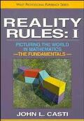 Reality Rules Picturing the World in Mathematics  The Fundamentals