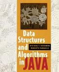 Data Structures+algorithms in Java-w/cd