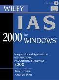 Wiley IAS 2000: Interpretation and Application of International Accounting Standards 2000