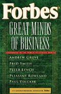 Great Minds of Business: Companion to the Public Television Series
