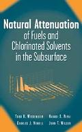 Natural Attenuation of Fuels and Chlorinated Solvents in the Subsurface