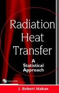 Radiation Heat Transfer A Statistical Approach