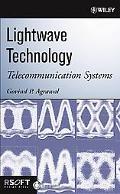 Lightwave Technology Telecommunication Systems