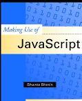 Making Use of Javascript