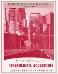 Fundamentals of Intermediate Accounting Problem Solving Survival Guide