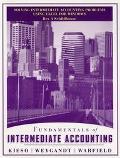 Fundamentals of Intermediate Accounting Solving Intermediate Accounting Problems Using Excel...