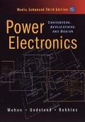 Power Electronics Converters, Applications and Design