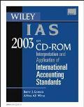 Wiley Ias 2003 Interpretation and Application of International Accounting Standards