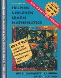 Helping Children Learn Mathematics Active Learning Edition With Field Experience Resources