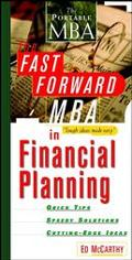 The Fast Forward MBA in Financial Planning - Ed McCarthy - Paperback