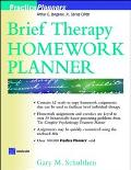 Brief Therapy Homework Planner