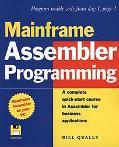Mainframe Assembler Programming-w/3dsk