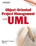 Object-Oriented Project Management With Uml