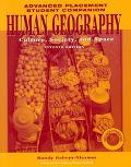 Human Geography Culture, Society, and Space