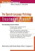 Speech-Language Pathology Treatment Planner