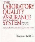 Laboratory Quality Assurance System : A Manual of Quality Procedures with Related Forms