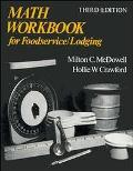 Math Workbook for Food Service/Lodging