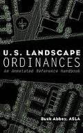 U.S. Landscape Ordinances An Annotated Reference Handbook