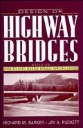 Design of Highway Bridges Based on Aashto Lrfd, Bridge Design Specifications