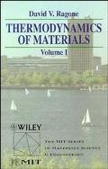 Thermodynamics of Materials