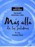 Mas Alla De Las Palabras Mastering Intermediate Spanish