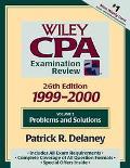 Wiley Cpa Exam Review:prob..,99-00,v.2