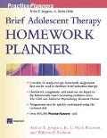 Adolescent Psychotherapy Homework Planner II TheraScribe 4.0 Add-on Module