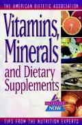 Vitamins, Minerals, and Dietary Supplements