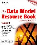 Data Model Resource Book A Library of Universal Data Models by Industry Types