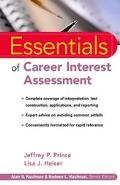 Essentials of Career Interest Assessment