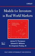 Models for Investors in Real World Markets
