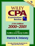 Wiley Cpa Exam Review:out...,00-01,v.i