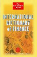 International Dictionary of Finance