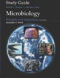 Microbiology: Principles and Explorations, Fourth Edition Study Guide