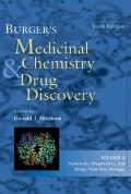 Burger's Medicinal Chemistry and Drug Discovery Autocoids, Diagnostics, and Drugs from New B...