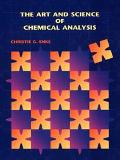 Art and Science of Chemical Analysis