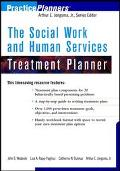 Social Work and Human Services Treatment Planner