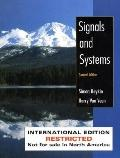 Signals and Systems Wie
