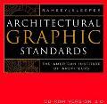 Architectural Graphic Standards Version 3.0