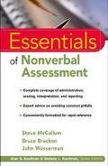 Essentials of Nonverbal Assessment