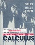 Calculus One and Several Variables Wie