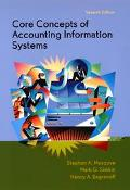 Core Concepts of Acct.information Sys.