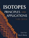 Isotopes Principles and Applications