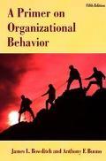 Primer on Organizational Behavior