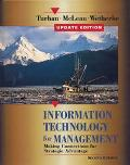 Information Technology F/mgmt.-updated