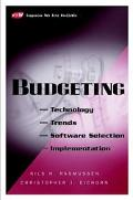 Budgeting Technology, Trends, Software Selection, and Implementation