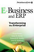E-Business Amd Erp Transforming the Enterprise