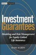 Investment Guarantees Modeling and Risk Management for Equity-Linked Life Insurance